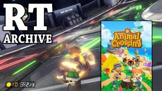 RTGame Archive:  Animal Crossing: New Horizons [PART 4] + Mario Kart