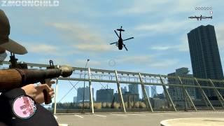 GTA IV - Vigilante Missions