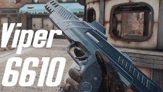 Fallout 4 Viper-6610 - Innovative 10mm pistol