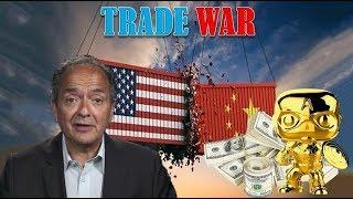 Gerald Celente ! Trade Wars, Cheap Money And Gold