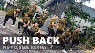 PUSH BACK by Ne-Yo ft Bebe Rexha | Zumba® | Dance  Hall | Kramer Pastrana