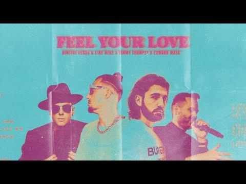 Dimitri Vegas & Like Mike, Timmy Trumpet & Edward Maya - Feel Your Love