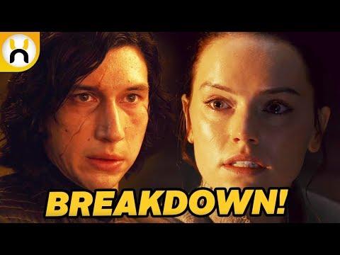 Star Wars: The Last Jedi Trailer (Official) BREAKDOWN