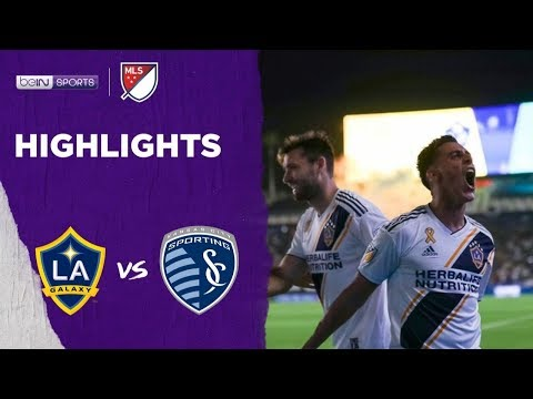 LA Galaxy 7-2 Sporting Kansas City | MLS 2019 Match Highlights