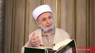 Kısa Video: Allah-u Zülcelal'in Efendimiz'i Teselli Etmesi