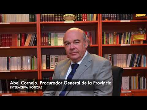 Video: El Procurador General de la Provincia, Abel Cornejo en diálogo con Interactiva