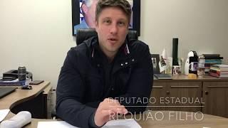 Requião Filho comenta escândalo anunciado no Palácio do Planalto