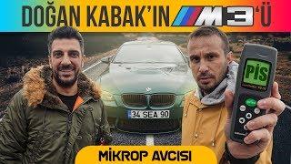 DOGAN KABAK İLE ARABASI BMW M3 'Ü NE KADAR PİS ÖLÇTÜK #mikropavcısı
