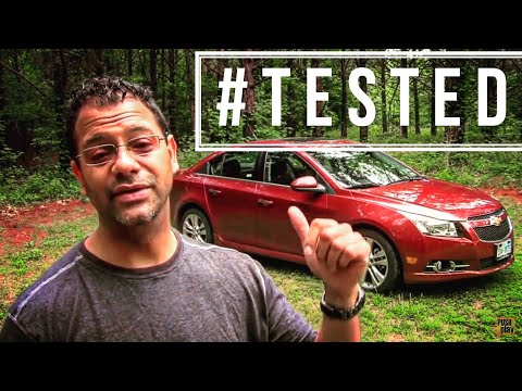 2012 Chevy Cruze Test Drive & Car Review