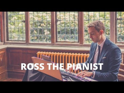 Ross the Pianist Video