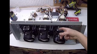 Make Money Scrapping Parts from a Rear Projection TV