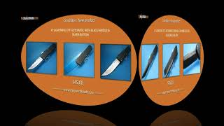 Automatic Knives Handy Tool for Day to Day Use and Outdoor Activities