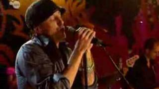 Daniel Powter - Next Plane Home Performance On Peter Live