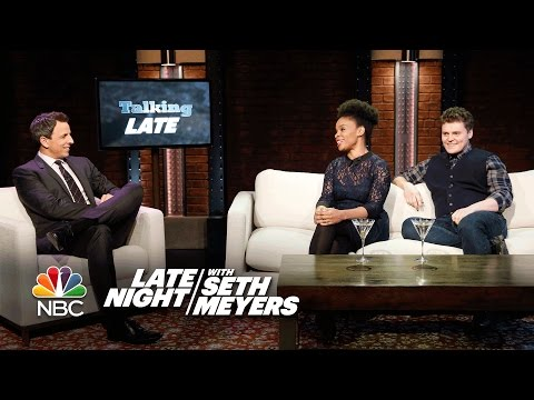 Late Night Casserole: Late Night Designated Survivor, Home Improvement Dance
