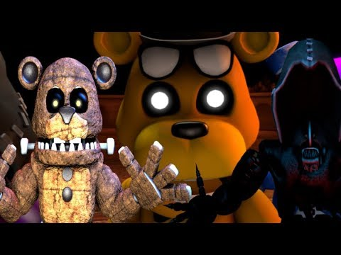 Five Nights at Eth's World 2 (Part 10) || FINALE: THE HOODED MAN'S IDENTITY REVEALED!!!