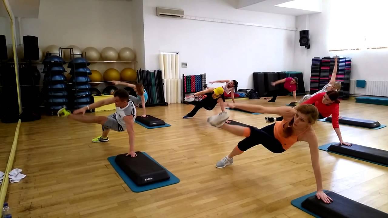 Фитнес экспресс