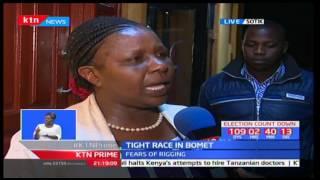 Eyes on Bomet primaries as Joyce Laboso battles it out with Julius Kones under Jubilee