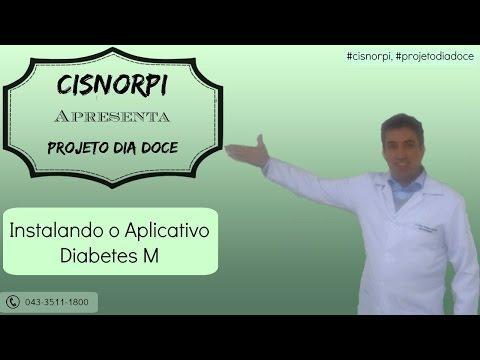 Por caindo açúcar em diabéticos