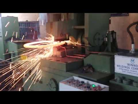 Flash Butt Welding Machine for Ring