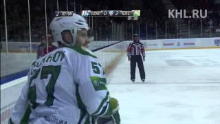 Локомотив - Салават Юлаев 3:2 / Lokomotiv - Salavat Yulaev 3:2