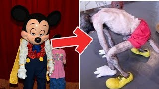 10 SHOCKING THINGS YOU DIDN'T KNOW ABOUT DISNEY | Crazy Monkey