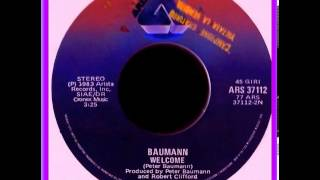 Peter Baumann-WELCOME