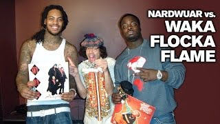 Nardwuar vs. Waka Flocka Flame