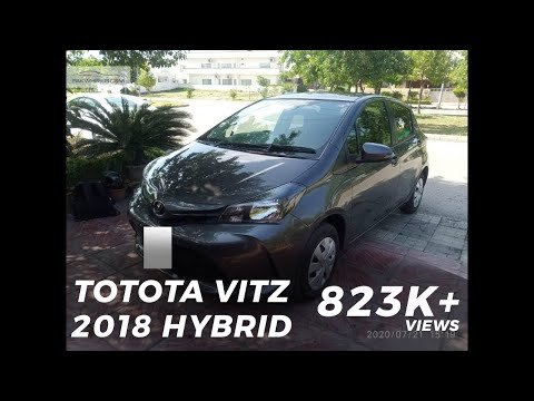 Toyota Vitz Hybrid | Expert Review