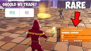 I Let Instagram Control EVERYTHING on Fortnite STW...