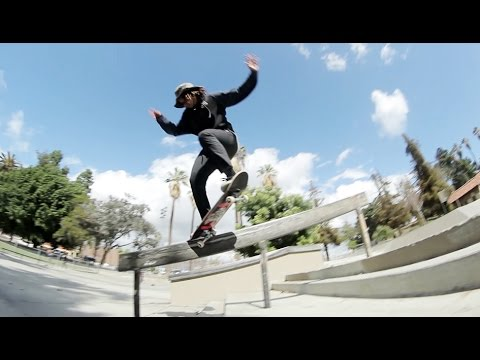 [SKATE] Lincoln Skate Plaza w/ Savannah Headden and Samarria Brevard