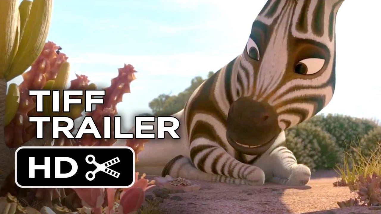 Trailer för Khumba