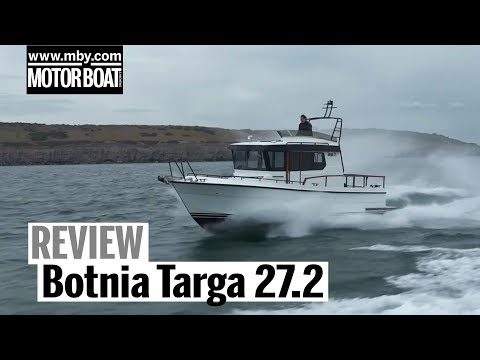 Botnia Targa 27.2 | Review | Motor Boat & Yachting