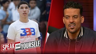 Matt Barnes: LaVar is 'on the way' to spoil LaMelo's basketball career | NBA | SPEAK FOR YOURSELF