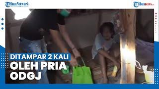 Anggota DPR Dedi Mulyadi Ditampar 2 Kali oleh Pria ODGJ saat Ingin Membantu Anaknya