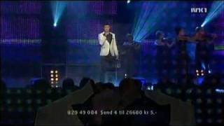 Didrik Solli - Tangen  - My heart is yours - Eurovision 2010 Norway Winner