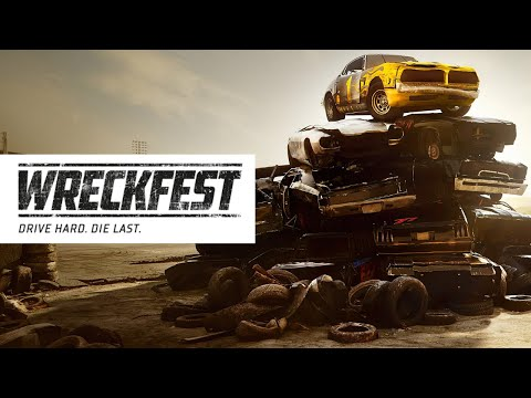 Wreckfest, c'est expéditif.