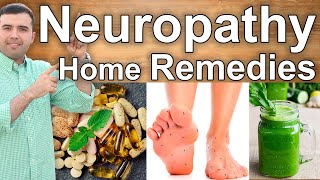 Home Remedies for Neuropathy  - Natural Treatment for Peripheral Diabetic Neuropathy and Pain