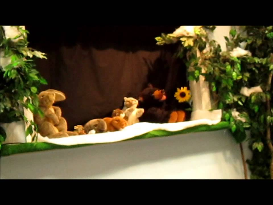 Puppet Show with Song - The Happy Day