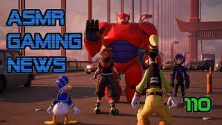 ASMR Gaming News (110) Kingdom Hearts 3, Smash Bros, Animal Crossing, Nintendo Direct + More