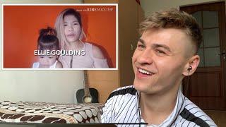 [REACTION] To KATRINA VELARDE   IMPERSONATING SINGERS 3 (BURN) (Me Impersonating Ed Sheeran)