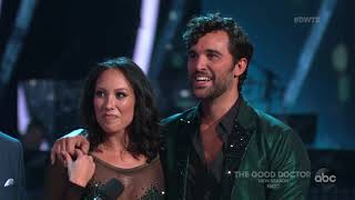 TRUE HD Juan Paublo and Cheryl Dancing With The Stars Premiere | Week 1 - Salsa