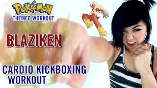 40 Minute Fat Melting Cardio Kickboxing Workout | 30 Day Challenge - Day 27 | Pokémon Themed by Kat Musni Fitness