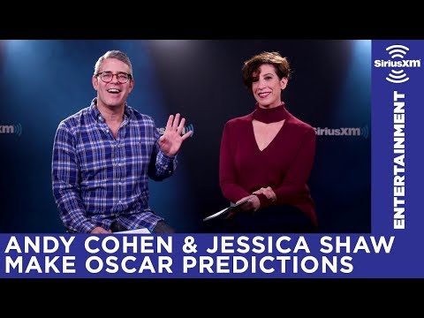 Oscar Nomination's with Andy Cohen & Jessica Shaw