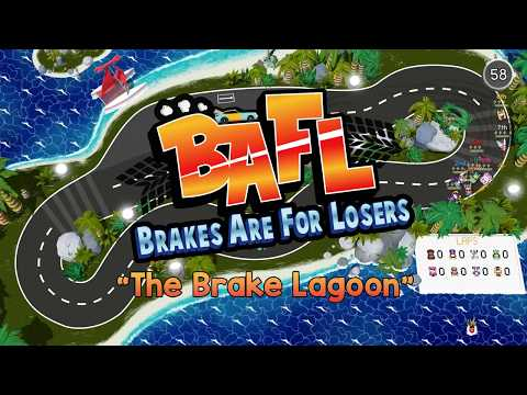 BAFL - Gameplay - The Brake Lagoon thumbnail