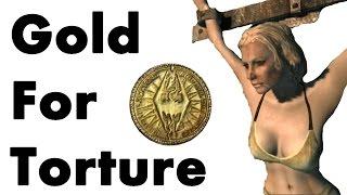 Skyrim: Secret Hidden Chests Gold