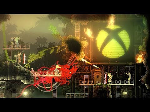 """Slithering To Xbox One"" trailer"