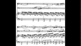 Rachmaninov: Trio élégiaque in G Minor, № 1.