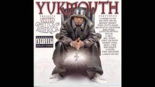 Yukmouth feat. Nyce & Monsta Ganjah - Datz gangsta (United ghettos of america - 2002 {Oakland}
