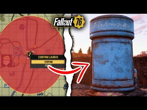 Fallout 76 | Can You Survive a Nuke Explosion Inside the Preservation Shelters? (Fallout 76 Secrets)