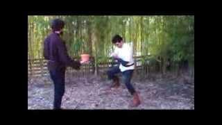 Casse Kung fu / Technique de la main de fer / The iron palm